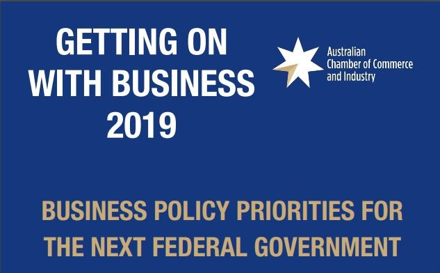 Getting on With Business 2019